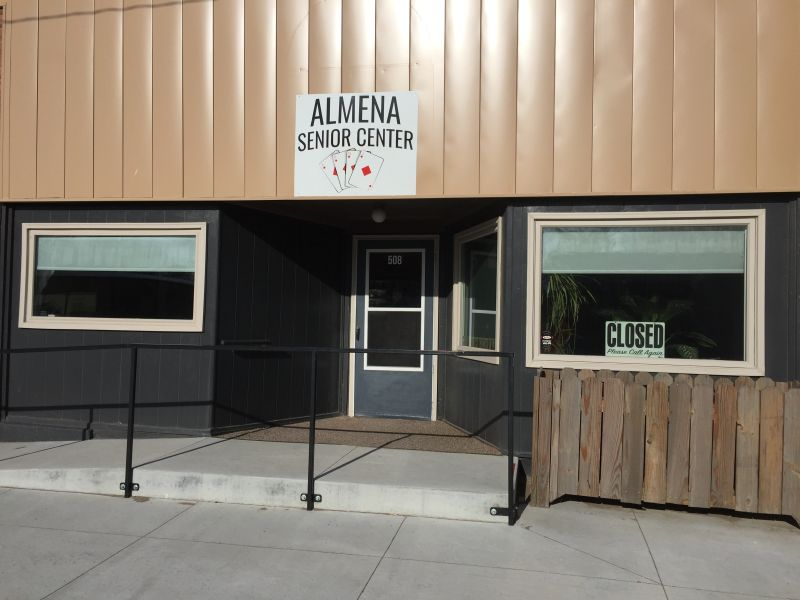 Welcome to the Almena Senior Center