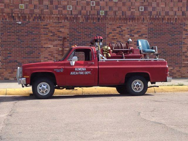 Almena Area Fire Department